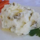 Deborah's Holiday Mashed Potatoes - Creamy mashed potatoes receive an extra zing with the addition of jalapeno peppers. Serve as a side dish for holiday dinners!