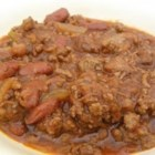 Fairuzah's Chili - I have several very good chili recipes, none of which I ever seem to have all the ingredients on hand for! This recipe came about one night through a mish mash of all the recipes, and now it's the only one I'll make! Turned out perfect, and SO easy!