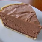 Easy, No-Bake Nutella(R) Pie - A prepared pie crust gives you a shortcut to a delicious pie filled with a mixture of cream cheese and chocolate-hazelnut spread.