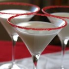 Peppermint Martini - Peppermint schnapps, white creme de menthe, and vanilla vodka are shaken together and served in a martini glass for a strong Christmas cocktail perfect for holiday parties.