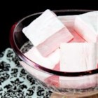 Peppermint Marshmallows - Homemade marshmallows with a touch of vanilla and peppermint will make your wintertime hot cocoa something special.