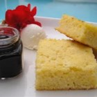 Bosnian Style Cornbread (Razljevak) - This cornbread recipe from Sarajevo is similar to the southern American classic with the addition of semolina flour. It can also be used to make muffins.