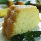 Lemon Fiesta Cake - You'll have a fiesta on your table when you use this recipe to make a light, lemony, fluffy, and festive lemon-accented cake with raisins.