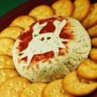 Special Day Crab Mold - Stir up a festive mixture of crab, cream cheese, and savory flavorings, then chill in a seasonal mold for a holiday appetizer to serve with crackers or rye bread.
