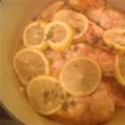 My Best Chicken Piccata