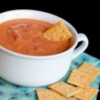Spiced Tomato Soup - Spice up regular tomato soup with cumin, ginger, cinnamon, and coconut milk.