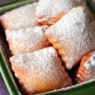 Costas French Market Doughnuts (Beignets) - Try this traditional recipe for beignets from a user who swears this tastes just like the ones served at the famous New Orleans hot spot, the Cafe du Monde. Pour a coffee or hot chocolate and enjoy these tender pillow-like doughnuts for any special occasion or weekend breakfast.