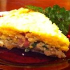 Morel Quiche - Fresh morel mushrooms add a gourmet touch to this rich ham and cheese quiche.