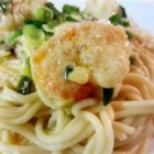 Crayfish or Shrimp Pasta - This dish can be made with either crawfish or shrimp. It's a great crowd pleaser.  Serve with a salad and crispy French bread.