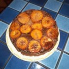 Persimmon Upside Down Cake