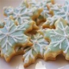 Snowflake Cookies - This is my mom's Christmas cookie recipe that the kids and I have made for years. Great fun to make and decorate.