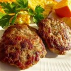 Turkey Breakfast Sausage - Turn plain ground turkey into flavorful sausage just by adding a bit of brown sugar, sage, thyme, marjoram, and red pepper flakes.