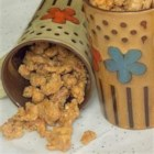 Cinnamon Roasted Almonds - Sweet roasted almonds with a hint of cinnamon make a delicious and easy gift for the holidays.