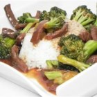 Restaurant Style Beef and Broccoli - This is my go-to recipe when I want Chinese food without having to go out. Very easy and delicious. Substituting chicken for the beef works great too. Serve over rice.
