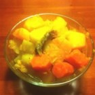 Sean's Mommy's Roasted Root Vegetables