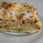 Photo of: Zucchini Parmigiana - Recipe of the Day