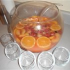 Christmas Punch - Delicious punch! Great for holidays, showers, parties! Make extra!