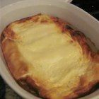 Blintz Souffle II - Making a delicious blintz souffle is so easy when you use pre-made, frozen blintzes.