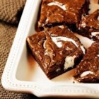 Elsye's Brownies - I got this recipe from my mom, Elsye....they are great, easy, frosted brownies! These are really good with mint flavoring or mint chocolate chips added.