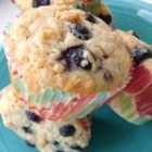 Oatmeal Blueberry Muffins - These have a great texture, and stay moist and tender for days - if they last that long at your house!