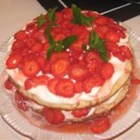 Sensational Strawberry Shortcake - This pretty strawberry dessert really hits the spot on a hot summer day.
