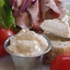 Remoulade-Style Sandwich Spread - This tangy remoulade-style sandwich spread adds a creamy and flavorful kick to ordinary sandwiches.