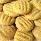 Divinity Cookies - An easy to make,  delicate cookie...nice for wedding receptions.