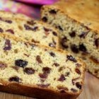 Bara Brith - This sweet, yeast-less Welsh bread is studded with dried fruit.
