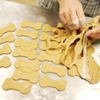 Birthday Bones - These cookies are great for your favorite furry friend.  Every dog I have given these to loves them.  It is nice to use doggie type cookie cutters, like bones or fire hydrants.