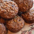 Better Morning Glory Muffins
