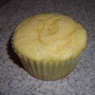 Corn Muffins - Cornmeal gives a different flavor and sweetness to a basic muffin recipe.