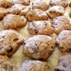 Applesauce Cookies II - A very moist spice cookie that people will rave about.  Makes a great after-school snack, or a tasty cookie on your Christmas cookie tray.