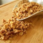 Maple Pecan Granola - Maple syrup and flavoring give an extra burst of maple in this granola with oats, pecans, and walnuts.