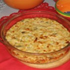 Delicious Artichoke Dip - This hot artichoke dip is the life of any party. Serve hot with celery, toasted bread or crackers.