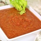 Great 'n Easy Gazpacho - Fresh gazpacho is an easy way to load up on vegetables on a hot summer day. Chill in refrigerator before serving for best results.