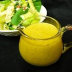 Caesar Vinaigrette - Caesar salad dressing gets a face-lift in this version made with white wine and Balsamic vinegars, Dijon mustard, lemon zest, and Italian seasoning.