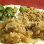 Apple Crisp - Perfect and Easy