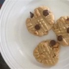 Perfect Gluten-Free Peanut Butter Cookies - A healthy, gluten free version of perfect peanut butter cookies.