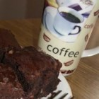 Egg-free Brownies - These brownies are delightful even without eggs. For vegan brownies just substitute soy based margarine for the butter.