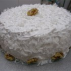 Hummingbird Cake III - A tropical tasting cake, it is the next best thing to a tropical vacation in the middle of winter. Also known as a Bumblebee Cake.
