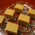 Fudge of the Irish - An easy fudge with the taste of Irish cream liqueur is a must-have for your holiday cookie tray or for a special Irish treat.