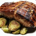Grilled Salmon - My family eats lots of seafood and salmon is one of our favorites. This is a quick and delicious recipe that will have a meal prepared in minutes!
