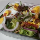 Spinach Salad I - This is a wonderful salad with a fabulous dressing.  A true crowd pleaser!
