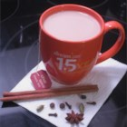 Chai Tea Latte - Make a homemade version of a chai tea latte with boiling water, milk, sugar, honey, and a tea bag.