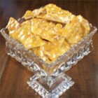 Easy Microwave Peanut Brittle