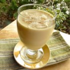 Coconut and Banana Smoothie - Bananas and coconut milk make this vanilla ice cream smoothie extra yummy.