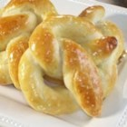 Soft Homemade Pretzels - These soft, yeast-risen pretzels are fun to make.