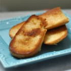 Portuguese Toast - The perfect way to serve yesterdays fresh rolls. Buttered and toasted, Portuguese pops get a second chance in this pleasing snack.