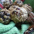 Low Fat Breakfast Cookies - Make a batch of these oatmeal chocolate chip breakfast cookies for a quick on-the-go breakfast or snack.