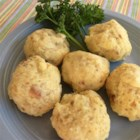 Potato Dumplings - My grandma made these.  I have carried on the tradition.  I always make more than we need.  My family loves them sliced and fried with the leftovers.  Serve with gravy. Originally submitted to ThanksgivingRecipe.com.